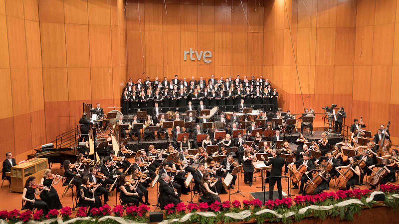 Orquesta Sinfónica y Coro RTVE - RTVE.es